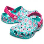 CLASSIC KIDS   Graphic Tropical Teal