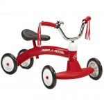 Cvadriciclu fara pedale Radio Flyer Scoot About, 1-3 ani