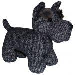 Jucarie din material textil Scottie Dog, 17 cm
