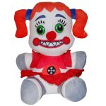 Jucarie din plus Circus baby, Five nights at Freddy's, 22 cm