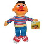 Jucarie din plus Ernie, Sesame Street, 26 cm