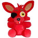 Jucarie din plus Foxy, Five Nights at Freddy's, 24 cm