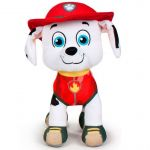 Jucarie din plus Marshall, Paw Patrol Jungle Rescue, 27 cm
