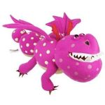 Jucarie din plus si fetru Gronckle, Dragons, 36 cm