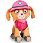 Jucarie din plus Skye, Paw Patrol Jungle Rescue, 27 cm