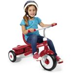 Tricicleta multifunctionala Radio Flyer 4-in-1, 1-5 ani
