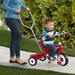 Tricicleta multifunctionala Radio Flyer Steer and Stroll, 2-5 ani