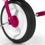 Tricicleta pliabila Radio Flyer Fold 2 Go Pink, 1-3 ani