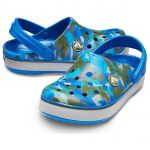 CROCBAND Camo Reflect Bright Cobalt