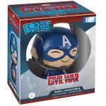 Figurina din vinil Captain America, 7.5 cm