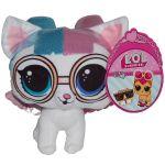 Jucarie din plus si material textil Sugar Pup, L.O.L. Surprise! Pets, 17 cm