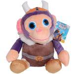 Jucarie din plus Zombie Monkey Viking, Wonder Park, 25 cm