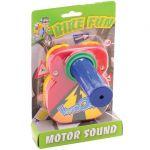 Maner pentru bicicleta cu zgomot de motor