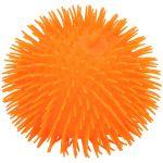 Minge moale portocalie, 23 cm