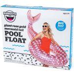Colac gonflabil Mermaid, BigMouth, 188x122x94 cm