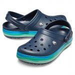 CROCBAND Wavy Band Navy