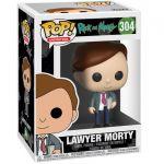 Figurina din vinil Rick and Morty, Morty avocat, 9 cm