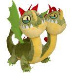 Jucarie din plus Zippleback, Dragons, 22 cm