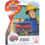 Masinuta metalica Hydrys, Sam Fireman, 6 cm