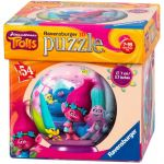 Mini - puzzle 3D sfera, Trolls
