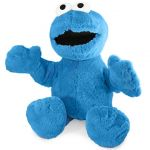 Jucarie din plus Cookie Monster, Sesame Street, 60 cm