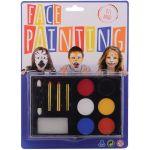 Set pictura pe fata, 6 culori