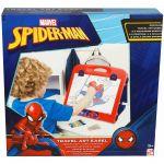 Suport (tablita) portabil pentru desenat Spiderman,