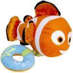 Jucarie din plus zornaitoare Nemo, Finding Dory, 20 cm