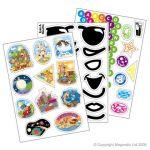 Sticker clasic