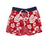 SHORT BAIE Red 3651