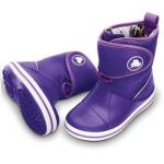 CROCBAND GUST BOOT Ultraviolet / Dahlia