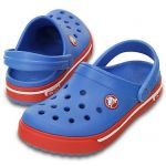 CROCBAND II.5 Varsity Blue/Red