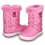 HELLO KITTY GUST BOOT Pink
