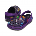 CROCBAND Galactic Royal | Neon Purple