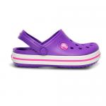 CROCBAND Neon Purple | Neon Magenta