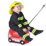 FRANK - Pompierul