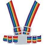 Ham de siguranta pentru copii ISI Mini Multicolor