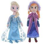 Printesele Anna si Elsa, Regatul de Gheata, 25 cm