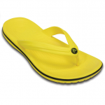 CROCBAND Flip Lemon/Black