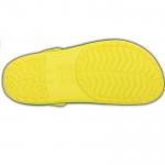CROCBAND Lemon/Grass Green