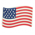 Jibbitz American Flag