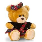 Papusa din plus Pipp the Bear Scottish Piper 17 cm