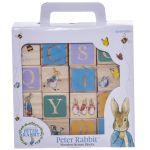 Peter Rabbit | Joc 16 cuburi din lemn
