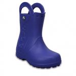 RAIN BOOTS Cerulean Blue