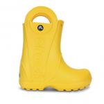 RAIN BOOTS Yellow