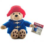 Ursuletul Paddington cu haina albastra, 16 cm
