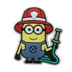 Jibbitz Minions Firefighter