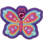 Jibbitz Rhinestone Butterfly