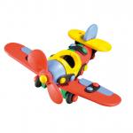 Jucarie de construit 3D Avion 089.002, 14.3 cm