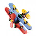 Jucarie de construit 3D Biplanor 089.005, 14.3 cm
